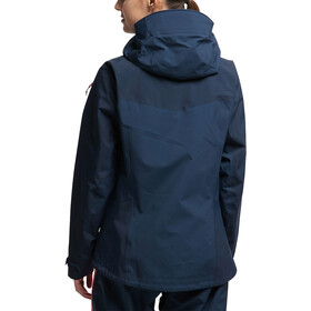 Haglöfs Spitz Jacket Women, tarn blue
